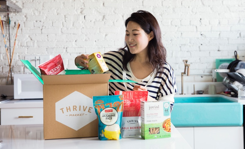 $10 OFF at Thrive Market!