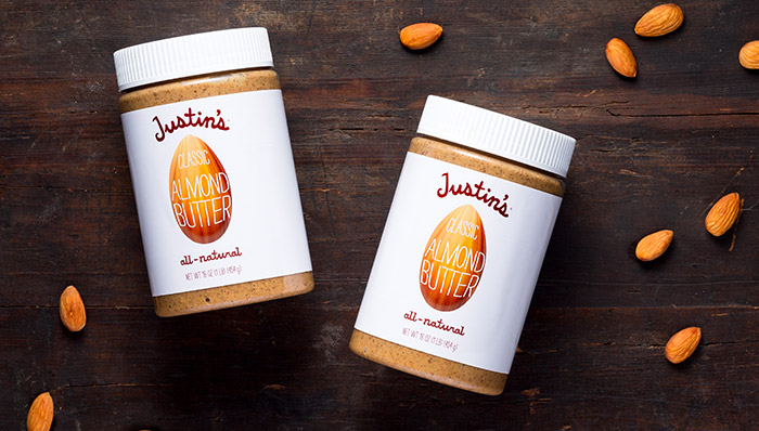 FREE 16 oz Jar of Justin`s Cla...
